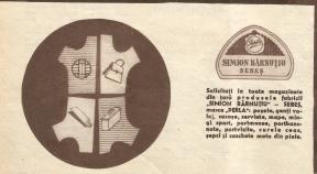 Publicitate Simion Barnutiu Sebes
