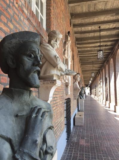 Szeged statui