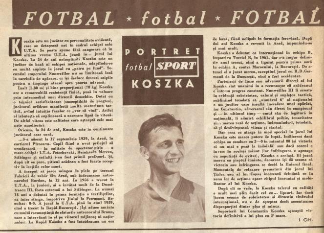 Portret Koszka