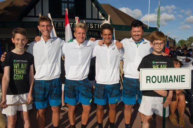 Romania tenis juniori U16