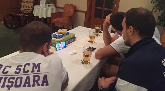 Sarbii la semifinala Euro