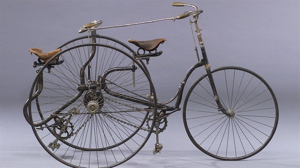 Bicicleta 1890 Foto Peter Sedlaczek