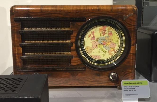 Radio Geographic US437W