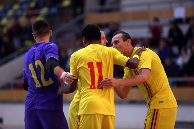 Savio Valadares Romania accidentat